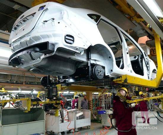 中国品牌向上突破 从汽车大国迈向汽车强国